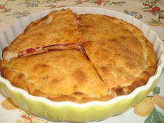 Tiella di polpo, ricetta tradizionale gaetana