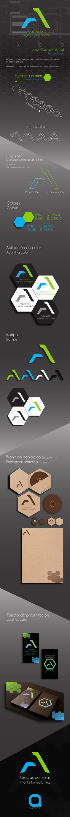 Argon Logo on Behance