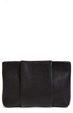 Free shipping and returns on Alexander Wang 'Dumbo' Clutch at Nordstrom.com. Signature dumbo-textured leather and crisp, clean pleats amplify the modern sophistication of a spacious clutch that epitomizes downtown-chic style.