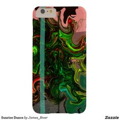 Sunrise Dance Barely There iPhone 6 Plus Case