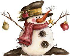 Веселые снеговички. Обсуждение на LiveInternet - Российский Сервис Онлайн-Дневников