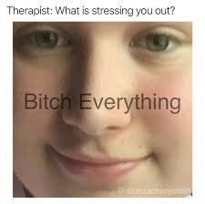 This is honestly me not gonna lie xD Zachary Smith, What Is Stress, Stupid Memes, Funny, Youtube, Funny Parenting, Hilarious, Youtubers, Youtube Movies