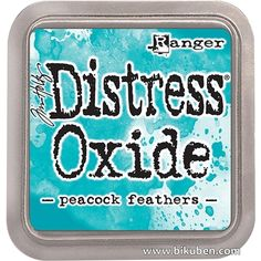 Tim Holtz Distress Oxide Mermaid Lagoon Ink This ink is the result of the fusion of pigment and dye, and the result has unique qualities. Designed by Tim Holtz, reactive to water, ideal to combine and work with our usual distress inks. Encre Distress Ink, Tim Holtz Distress Ink, Druckfarben Im Distress-look, Mermaid Lagoon, Shabby, Ranger Ink, Distress Oxide Ink, Broken China, Old Paper