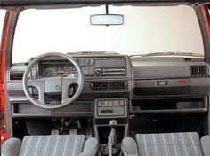 Mk2 Golf 16v Interior... Home, sweet home!