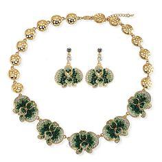 45011 Crystal Bead Necklaces