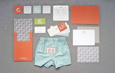 Stitch Design - CLIENT: Cutey Booty DESCRIPTION: A branding campaign consisting of logo design, packaging, interactive and product development created for the modern bum.