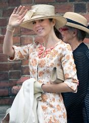 Style of Mary:  Crown Princess Mary of Denmark