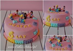 Lego Friends Inspire Girls Globally Birthday Party Ideas Picture cakepins.com
