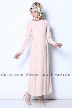 Fileli Elbise