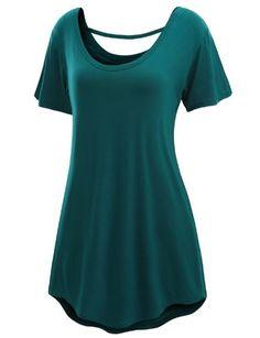 Doublju Womens Basic Comfy Short Sleeve Oversized Long Tu... https://smile.amazon.com/dp/B00CBAFZV6/ref=cm_sw_r_pi_dp_x_6sAzzb6W5883N