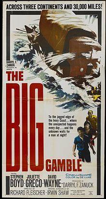 The Big Gamble (1961 film)