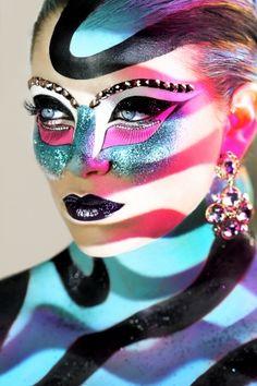 Galerie de photos | Maquillage corporel | Yossi Bitton - Professional Makeup School