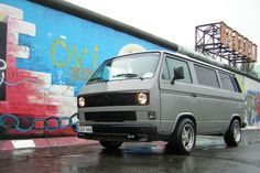 Flay grey VW T3 / T25