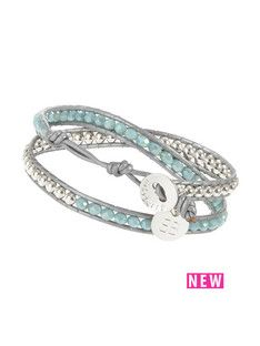 Boho Betty Crystal Twist Bracelet - Get great deals on Women (Holiday Shop View All) at very.co.uk