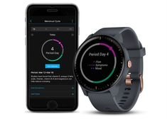 Garmin International, Inc., a unit of Garmin Ltd. (NASDAQ: GRMN), today announced menstrual cycle tracking, helping women make the connection between Apple Watch, Fitbit, Running Watch, Wearable Technology, Fitness Watch, Menstrual Cycle, Female Athletes, Fitness Tracker, Watches For Men