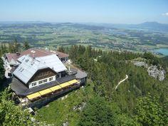 Burghotel Auf dem Falkenstein in Bayern