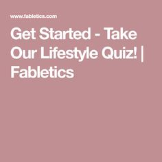 Get Started - Take Our Lifestyle Quiz! Cute Gym Outfits, Swag Outfits, New Outfits, Sport Hair, Hair St, Workout Attire, How To Start Knitting, Kate Hudson, Active Wear
