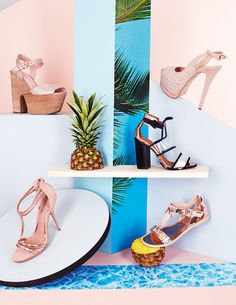 Topshop summer shoes