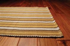 Rag Kitchen Rug - Daisy - 8'x10' Rectangle $400 off regular price now  $299 July 17, 2015