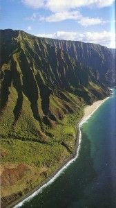 #ridecolorfully magical Napali coast