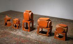 Sculpture Projects, Wood Sculpture, Small Sculptures, Organic Shapes, 3d Design, Installation Art, Wood Art, Modern Contemporary, Artwork