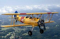 1940 Stearman Biplane - Winter Haven FL