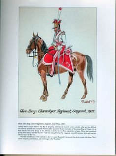 Duchy of Berg; Military Art, Military History, Military Uniforms, Empire, War Of 1812, Napoleonic Wars, Berg, Warfare, France