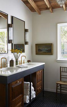 Bathroom Interior Design, Interior Decorating, Bathroom Inspiration, Design Inspiration, Bathroom Ideas, Easy Home Decor, Home Furniture, Furniture Update, Home Furnishings