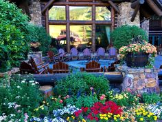 The Ritz-Carlton, is beautifully decorated in vibrant wildflowers. Promising guests a colorful experience. Travel Around The World, Around The Worlds, The Shining, Summer Travel, Wildflowers, Luxury Travel, Avon, Summertime, Colorado
