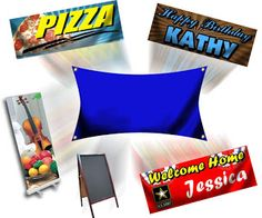 Various Kinds of Customized Vinyl Banners Vinyl Banner Printing, Vinyl Banners, Prints