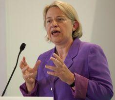 Natalie Bennett MP, leader of the UK Green Party