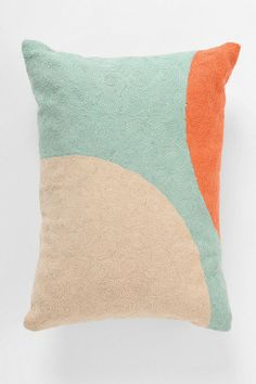Char-Bea By Ashley G Circles Pillow