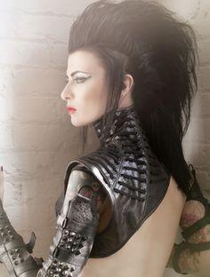 i wanna do my hair like hers...