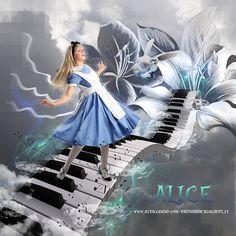 PHOTOSHOP: Alice