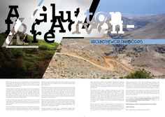 Travelling overland around the world by car. Vancouver Travel, Magazine Spreads, Travel Magazines, Communication Design, Mount Rushmore, Tourism, Around The Worlds, Layout, Editorial
