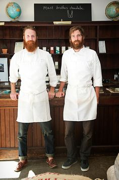 The Mast Brothers : Three to One | A visual food magazine
