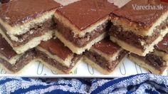 Zemplínske štangle (fotorecept) - Recept Tiramisu, Ethnic Recipes, Basket, Tiramisu Cake