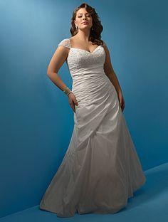 plus size bride guide