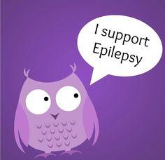 Support #epilepsy by wearing purple!  www.ketokitchen.ca
