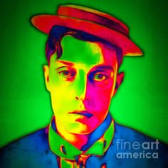 celebrity,celebrities,buster keaton,buster,keaton,tramp,tramps,pioneer,silent,movie,movies,silent movie,theater,vaudeville,slapstick,entertainer,entertainment,actor,actors,movie star,star,stars,comedy,comic,comical,comedian,comedians,clown,clowns,hat,hats,humor,humorous,funny,fun,color,colorful,retro,old,vintage,classic,nostalgia,nostalgic,contemporary,pop,pop art,andy warhol,kitsch,kitschy,whimsy,whimsical,cheerful,bright,interior,decor,decoration,the,and,square,size,sizes,wingsdomain