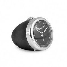 3fef1888 Vespa Light Alarm Clock, $26.50 Like a little fender light for your  nightstand or desk