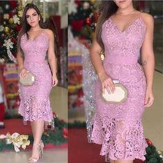 Shop sexy club dresses, jeans, shoes, bodysuits, skirts and more. Lace Dress Styles, African Lace Dresses, Latest African Fashion Dresses, Elegant Dresses, Pretty Dresses, Beautiful Dresses, Frack, Short Dresses, Formal Dresses