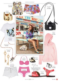 ASOS Magazine Product Layout & Design