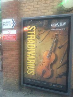 ... toilet humour, Stradivari style..!