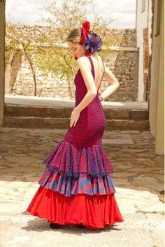 flamenco dress pattern - Google Search