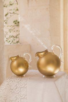 BACI MILANO Aqua Carafe, Aqua, Home Decor, Drinkware, Water, Decoration Home, Room Decor, Decanter, Interior Design