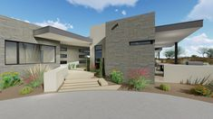 Modern home by Solow
