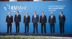 Athens Declaration of the 1st Mediterranean EU Countries' Summit