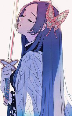Me Anime, Chica Anime Manga, Anime Demon, Anime Love, Demon Slayer, Slayer Anime, Anime Art Girl, Manga Girl, Anime Girls