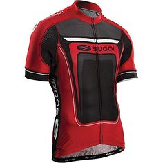 Men's Cycling Jerseys - Sugoi RSE Team Short Sleeve Jersey -- Click on the image for additional details.